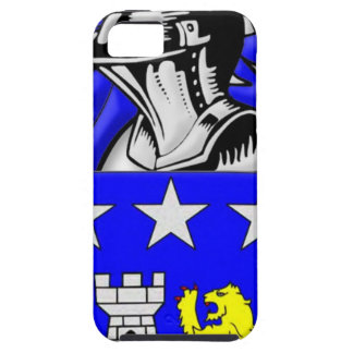 Traina Coat of Arms iPhone 5 Case