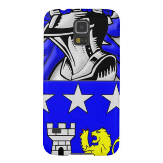 Traina Coat of Arms Case For Galaxy S5