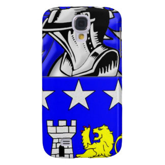 Traina Coat of Arms Galaxy S4 Cover