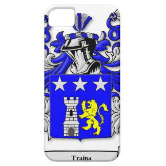 Traina Coat of Arms iPhone 5 Cases