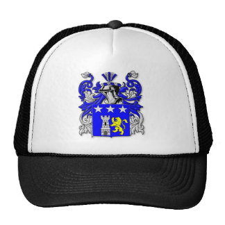 Traina Coat of Arms Trucker Hat