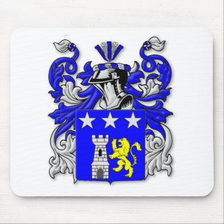 Traina Coat of Arms Mouse Pad