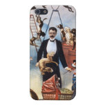 Trained Dog Act, c.1899 iPhone 5 Case