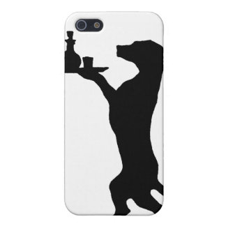 Trained Dog iPhone 5 Cover