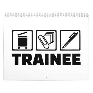 Trainee Calendar
