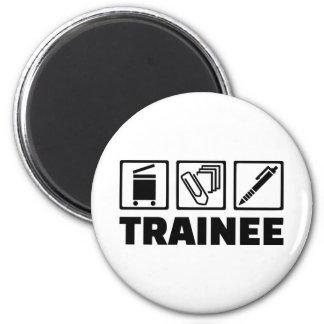 Trainee Fridge Magnet