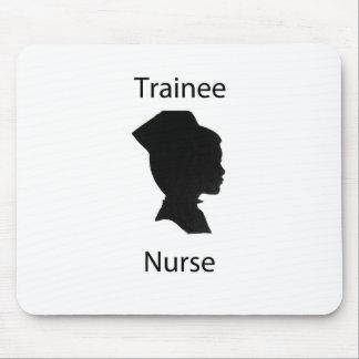 trainee nurse mouse pad