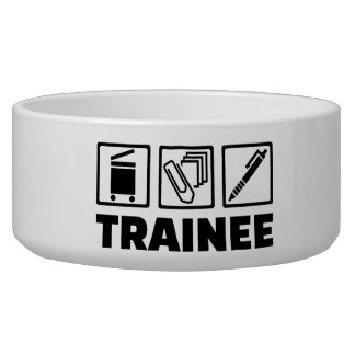 Trainee Pet Water Bowls