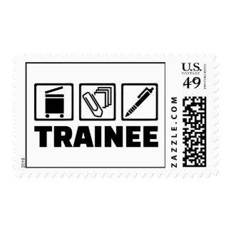 Trainee Postage Stamp
