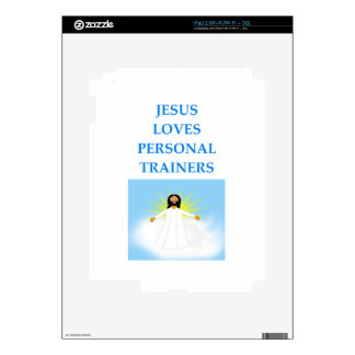 TRAINERS DECALS FOR iPad 2