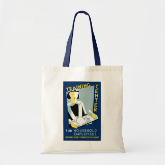 Training Center for Household Employees Tote Bag