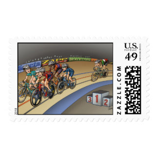 Training Day Postage Stamps