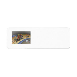 Training Day Return Address Labels