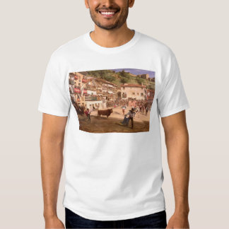 Training Fight in Biscay, 1869 Tshirts