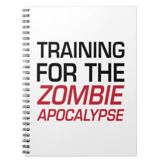Training for the Zombie Apocalypse Notebook