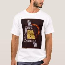 Training In Art 1937 WPA T-Shirt