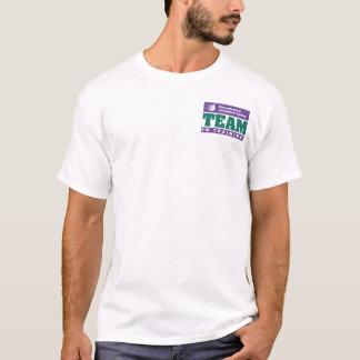 Training in Honor of - Pocket Logo T-Shirt