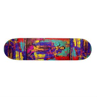 Training Samurai Skateboard