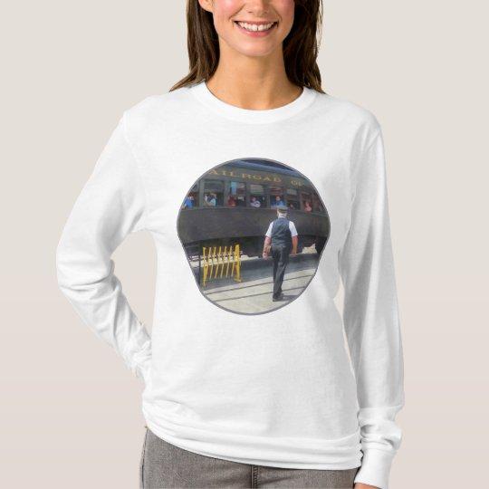 Trains - All Aboard T-Shirt