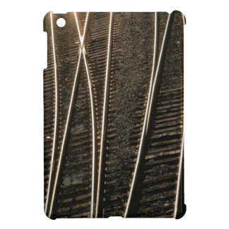Trains and tracks - Rails iPad Mini Cover