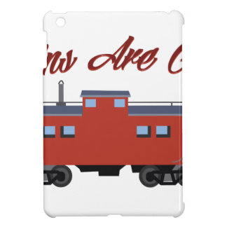 Trains Are Cool Case For The iPad Mini