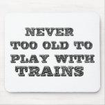Trains Mousepad