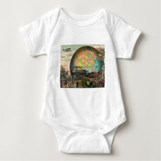 Trains, Planes & Everything Else Baby Bodysuit