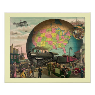 Trains, Planes & Everything Else Poster