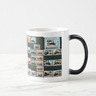 Trains, railways, locomotives 1,2,3,4 mugs