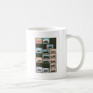 Trains, railways, locomotives 1 mug