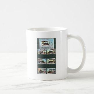 Trains, railways, locomotives 2 mug