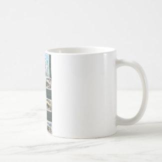 Trains, railways, locomotives 2 mugs