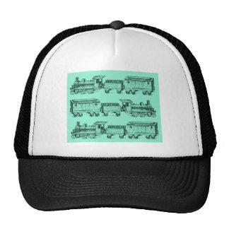 Trains Trains and still Trains Trucker Hat