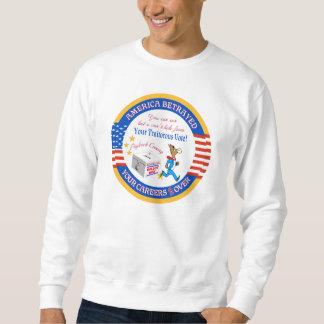traitor3c suéter