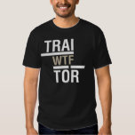 Traitor James Tshirt 2 White