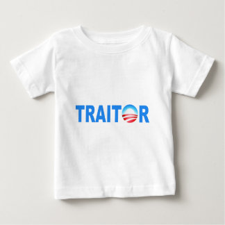 TRAITOR Obama Baby T-Shirt