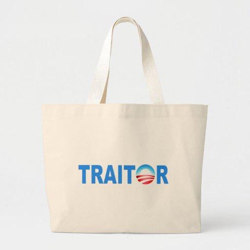 TRAITOR Obama Bag