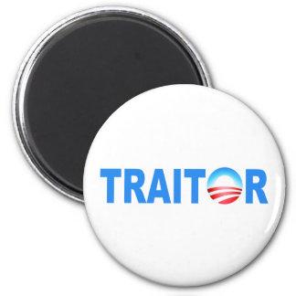 TRAITOR Obama Magnet