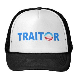 TRAITOR Obama Trucker Hat