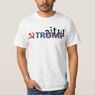Speak_Russian_Yet Traitor Trump T-Shirt