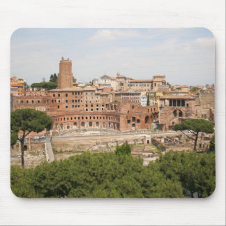 Trajan's Forum Mouse Pad