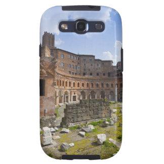 Trajan's Market (Latin: Mercatus Traiani, Samsung Galaxy SIII Cover