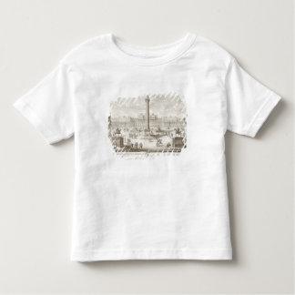 Trajan's Square Rome, from 'Entwurf einer historis Shirt