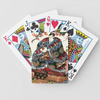 Traje 1848 del dragón baraja de cartas