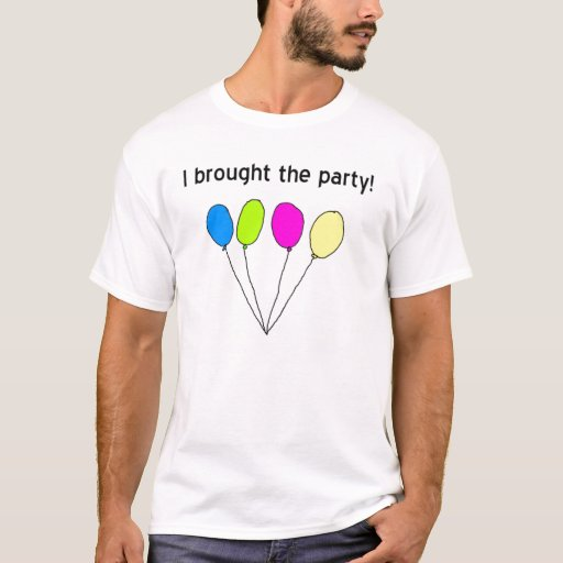 ¡Traje al fiesta! Playera