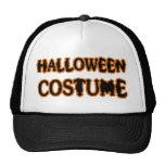 Traje de Halloween Gorras
