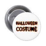 Traje de Halloween Pins
