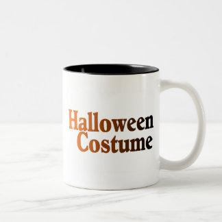 Traje de Halloween Taza