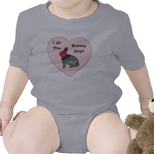 Traje del bebé de Halloween del salto del conejito Traje De Bebé