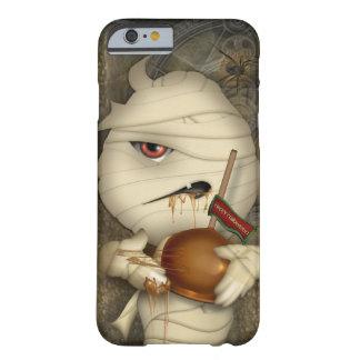 Traje divertido de Halloween de la momia Funda Para iPhone 6 Barely There